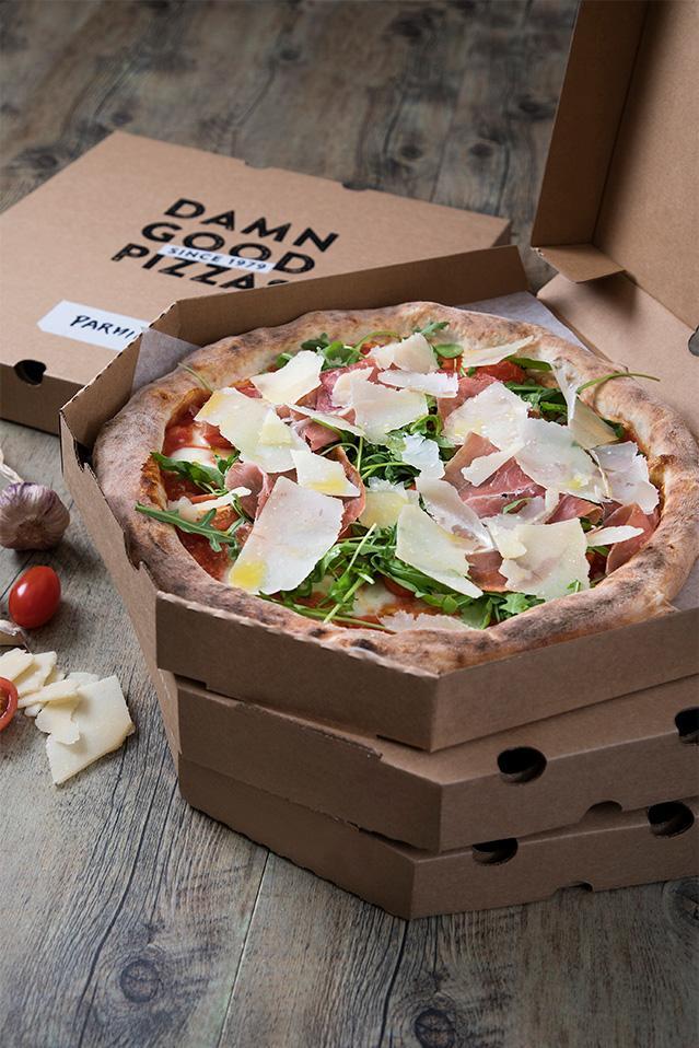 Puistolan Pizza